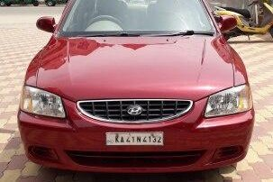 Used Hyundai Accent 2010 MT for sale in Bangalore