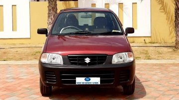 Used Maruti Suzuki Alto LXi BSIII 2009 MT for sale in Coimbatore