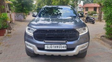 Used Ford Endeavour 3.2 Titanium AT 4X4 2017 AT in Ahmedabad