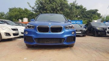 Used BMW X1 2018 AT for sale in Ahmedabad