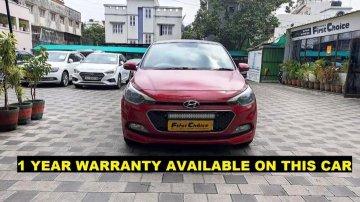 Used Hyundai Elite i20 1.4 Asta 2015 MT for sale in Surat