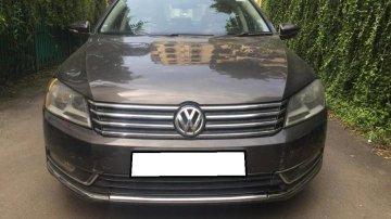 Used Volkswagen Passat Diesel Trendline 2012 MT for sale in Mumbai
