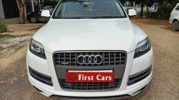 Used 2014 Audi Q7 3.0 TDI Quattro Premium Plus AT in Bangalore