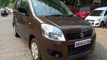 Used 2017 Maruti Suzuki Wagon R MT for sale in Mumbai