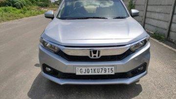 2019 Honda Amaze V CVT Diesel AT for sale in Ahmedabad