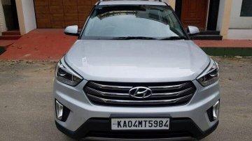 2017 Hyundai Creta 1.6 SX Option Diesel MT for sale in Bangalore