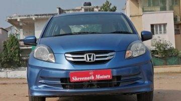 2013 Honda Amaze S Diesel MT for sale in Ahmedabad