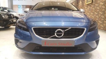 Used 2017 Volvo V40 AT for sale in Bangalore