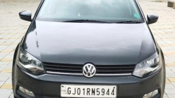 Volkswagen Polo 1.2 MPI Comfortline 2016 MT for sale in Ahmedabad