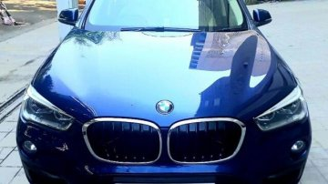 BMW X1 sDrive20d Expedition 2018 AT for sale in Mumbai