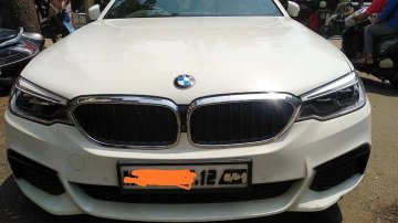 Used 2019 BMW 5 Series AT for sale in Mumbai