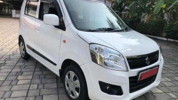 Maruti Suzuki Wagon  R VXI 2017 MT for sale in Edapal