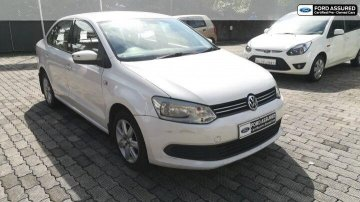 2012 Volkswagen Vento Diesel Trendline MT for sale in Edapal