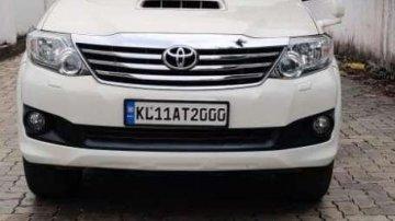 2013 Toyota Fortuner MT for sale in Perumbavoor
