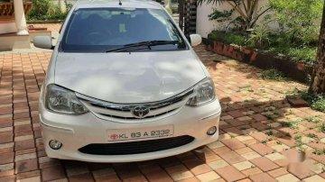 Used 2012 Toyota Etios VD MT for sale in Perumbavoor