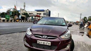 Used 2013 Hyundai Fluidic Verna MT for sale in Chennai