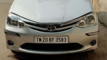 Used Toyota Etios 2011 MT for sale in Chennai