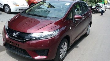 Used Honda Jazz 2017 MT for sale in Chennai