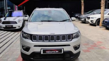 Used Jeep Compass 2.0 Longitude 2017 AT for sale in Chennai