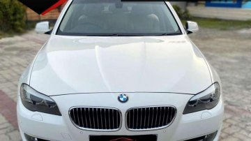 Used 2010 BMW 5 Series AT for sale in Chennai