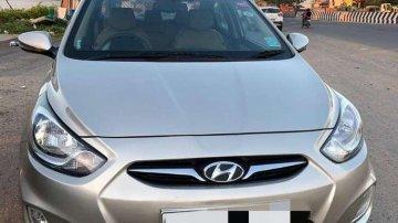 Hyundai Fluidic Verna 2011 MT for sale in Chennai