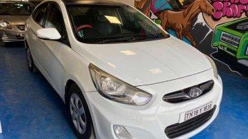 Used 2011 Hyundai Fluidic Verna MT for sale in Chennai