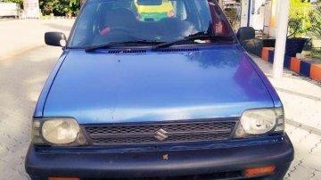 2007 Maruti Suzuki 800 MT for sale in Thanjavur