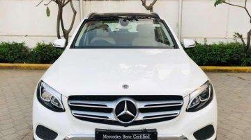 Mercedes-Benz Glc 220D Celebration Edition, 2018, Diesel AT in Pune