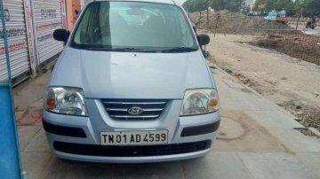 Used Hyundai Santro Xing GL 2007 MT in Chennai