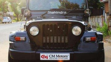Mahindra Thar CRDe 2018 MT in Ahmedabad