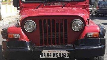 2016 Mahindra Thar CRDe MT for sale in Nagar