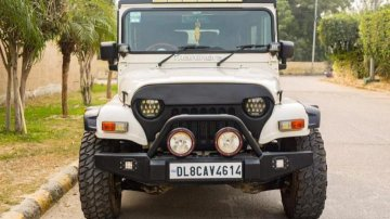 2018 Mahindra Thar CRDe MT for sale in New Delhi