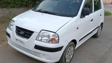 Used Hyundai Santro Xing GL Plus 2008 MT in Kanpur