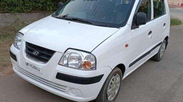 Used Hyundai Santro Xing GLS 2008 MT in Kanpur