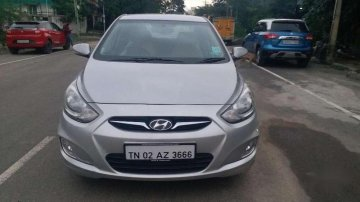 2014 Hyundai Fluidic Verna AT for sale in Chennai