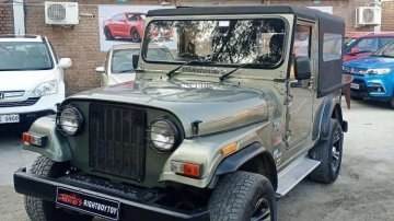 Used 2013 Mahindra Thar CRDe MT for sale in Chandigarh