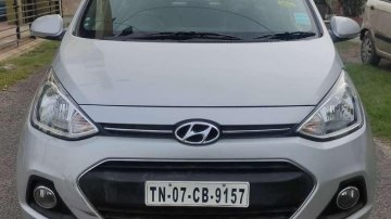 Used 2015 Hyundai Xcent MT for sale in Chennai