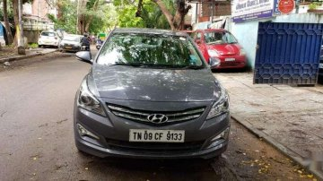 Hyundai Fluidic Verna 2016 AT for sale in Chennai