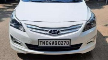 2015 Hyundai Fluidic Verna AT for sale in Chennai
