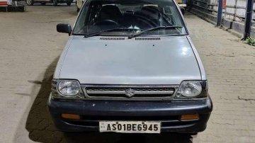 Used Maruti Suzuki 800 2013 MT for sale in Guwahati