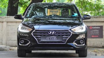 Used Hyundai Verna 1.6 SX VTVT 2018 MT for sale in Chennai