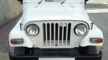 Used 2012 Mahindra Thar MT for sale in Indore
