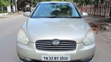 Used 2008 Hyundai Verna MT for sale in Chennai