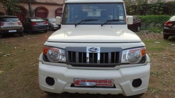 Used Mahindra Bolero SLX 2015 MT for sale in Kolkata