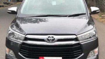 Used 2016 Toyota Innova Crysta AT for sale in Nashik