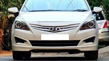 Used 2016 Hyundai Verna 1.6 CRDi AT for sale in Chennai