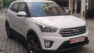 Used 2017 Hyundai Creta AT for sale in Chennai