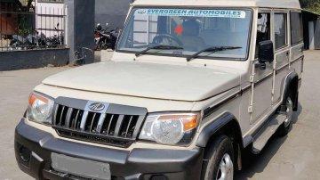 Used 2013 Mahindra Bolero MT for sale in Kota