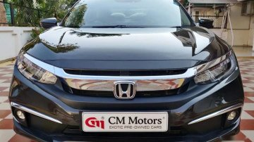 Used 2020 Honda Civic AT for sale in Ahmedabad