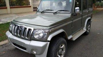 Used 2010 Mahindra Bolero MT for sale in Bangalore